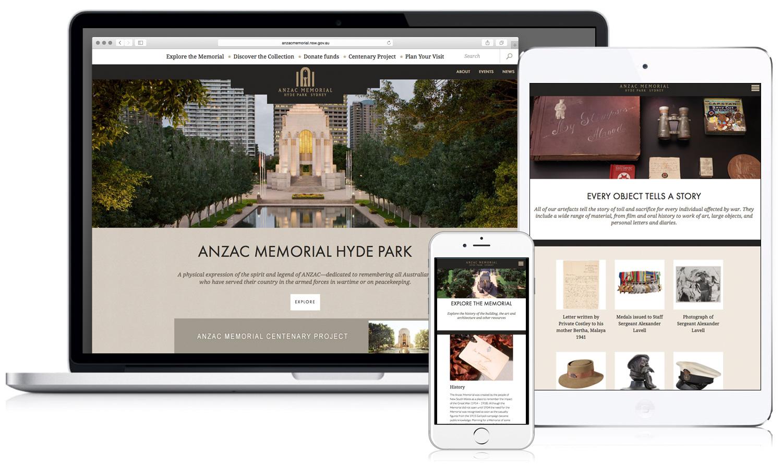 NSW ANZAC Memorial